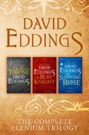 The Complete Elenium Trilogy: The Diamond Throne, The Ruby Knight, The Sapphire Rose banner backdrop
