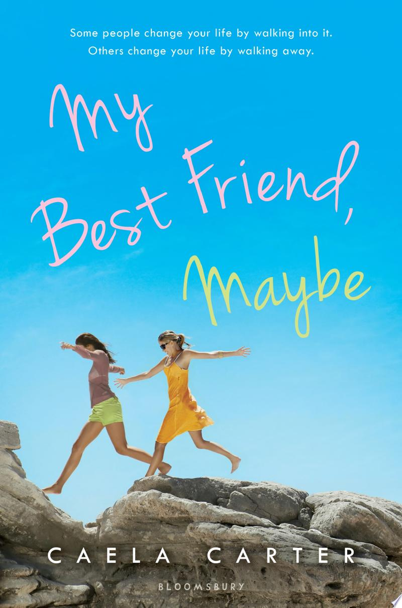 My Best Friend, Maybe poster
