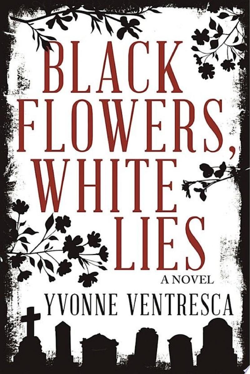 Black Flowers, White Lies banner backdrop
