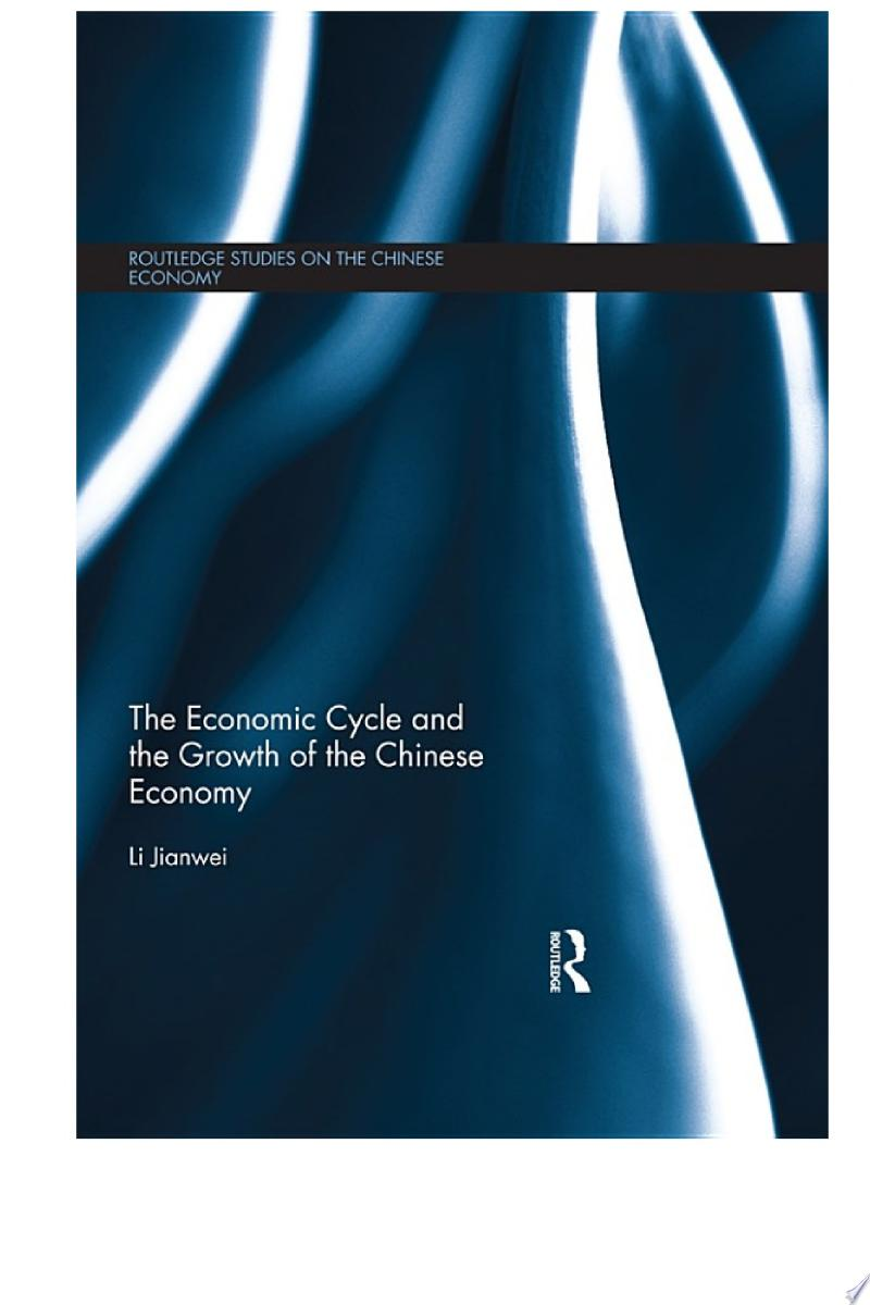 The Economic Cycle and the Growth of the Chinese Economy banner backdrop