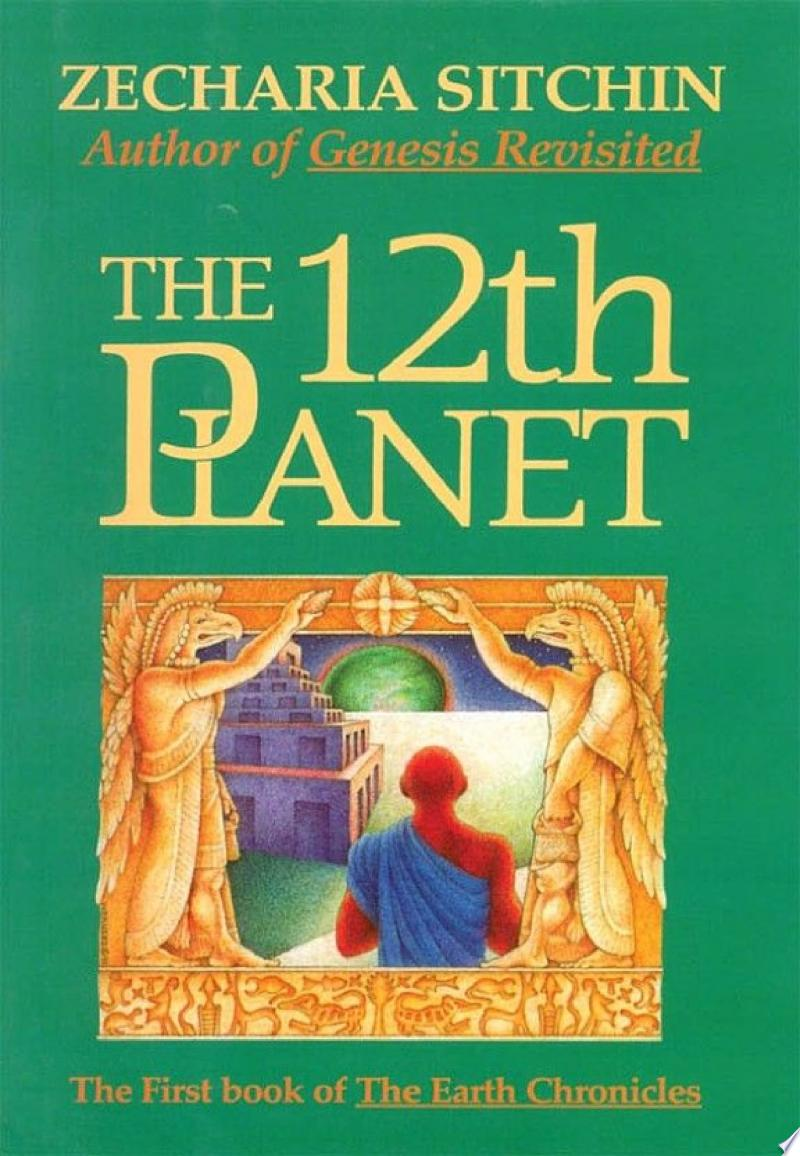 The 12th Planet (Book I) banner backdrop