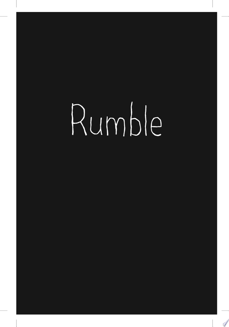 Rumble banner backdrop