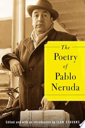 The Poetry of Pablo Neruda banner backdrop