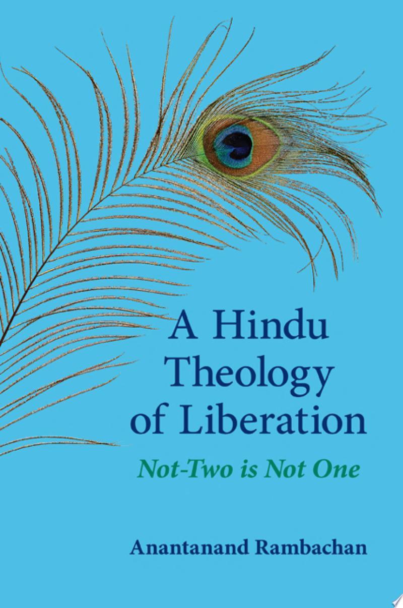 A Hindu Theology of Liberation banner backdrop