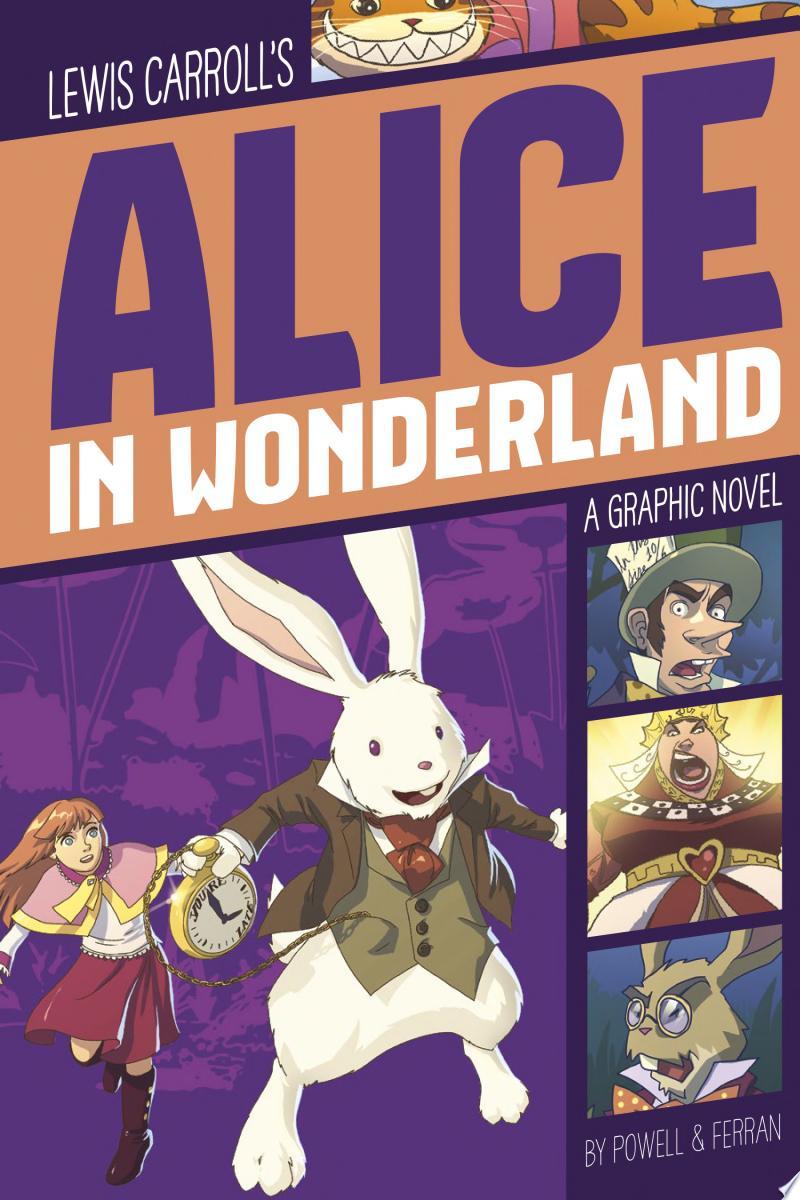 Alice in Wonderland banner backdrop