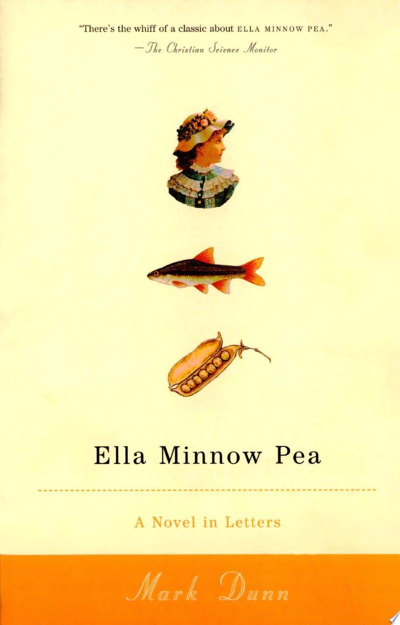 Ella Minnow Pea banner backdrop