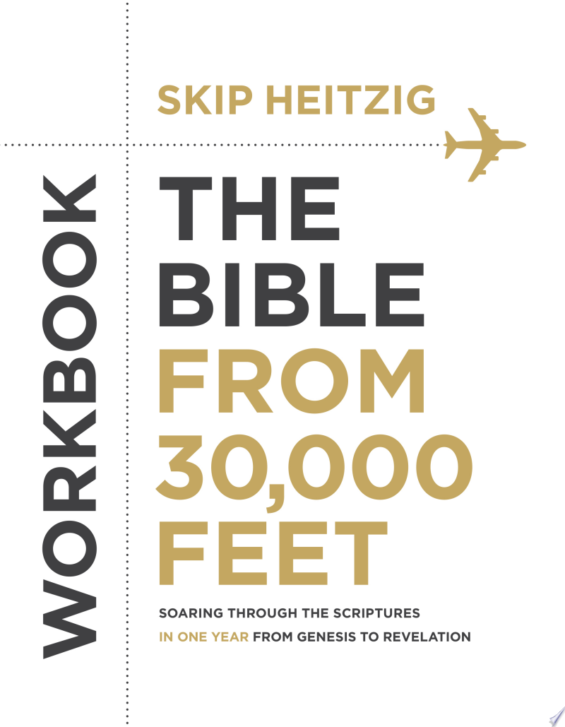 The Bible from 30,000 Feet® Workbook banner backdrop