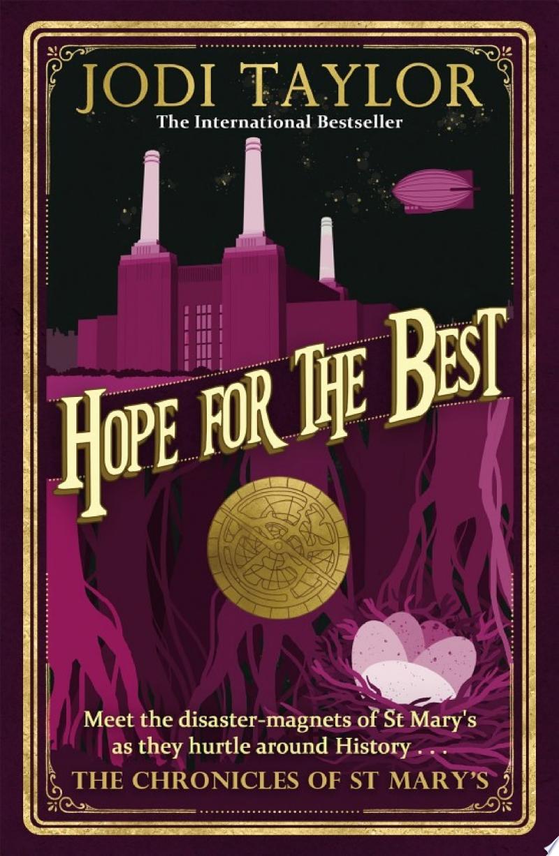 Hope for the Best banner backdrop