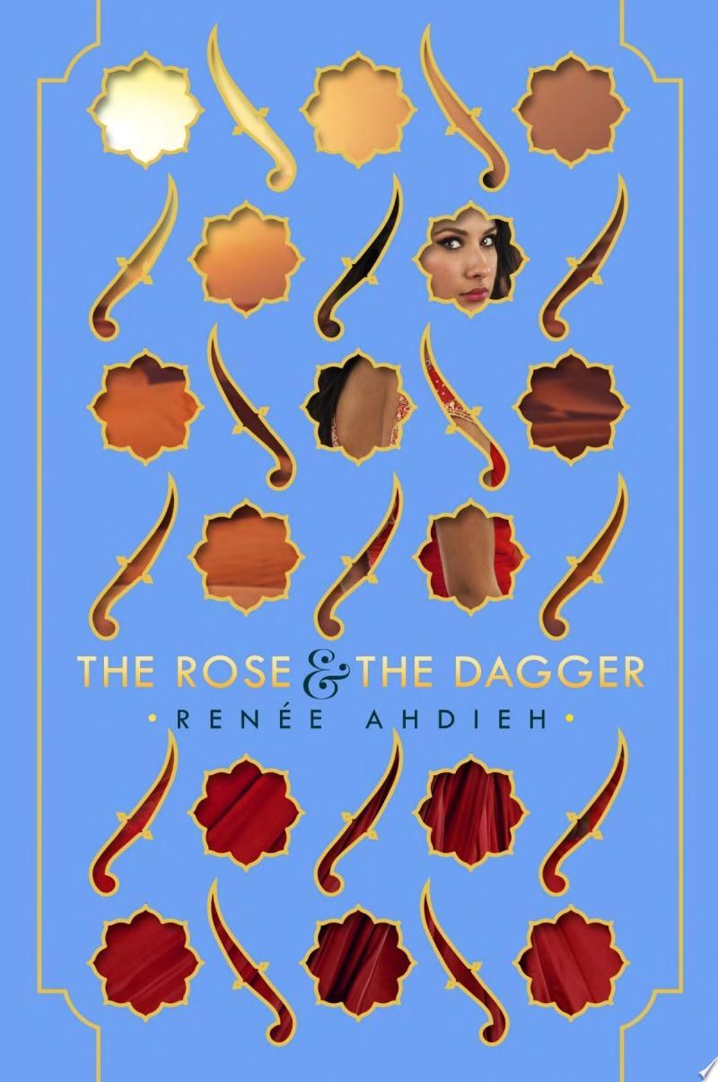The Rose & the Dagger banner backdrop