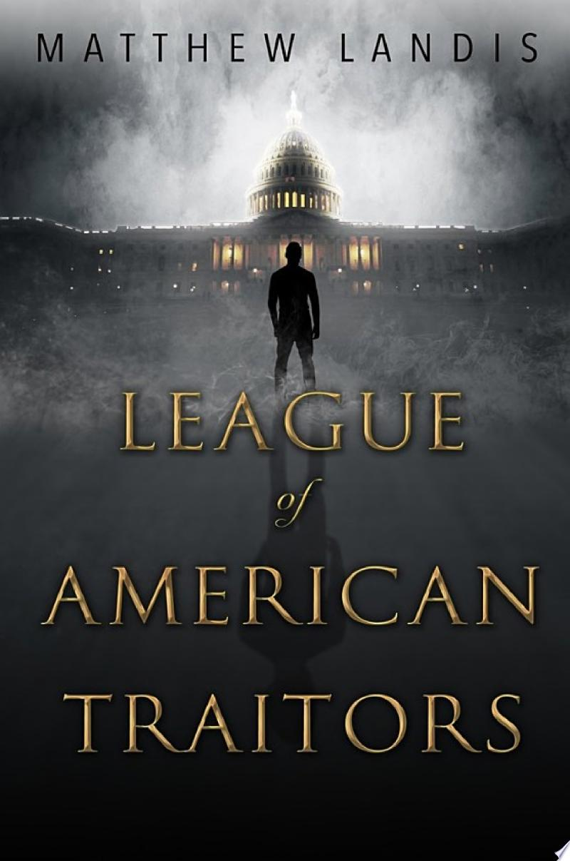 League of American Traitors banner backdrop