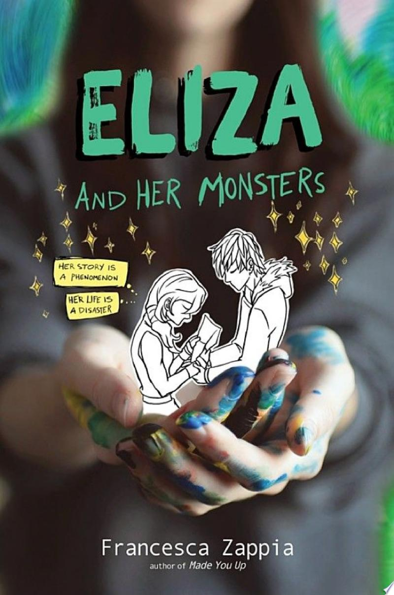 Eliza and Her Monsters banner backdrop