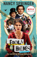 Enola Holmes: The Case of the Missing Marquess - As seen on Netflix, starring Millie Bobby Brown image