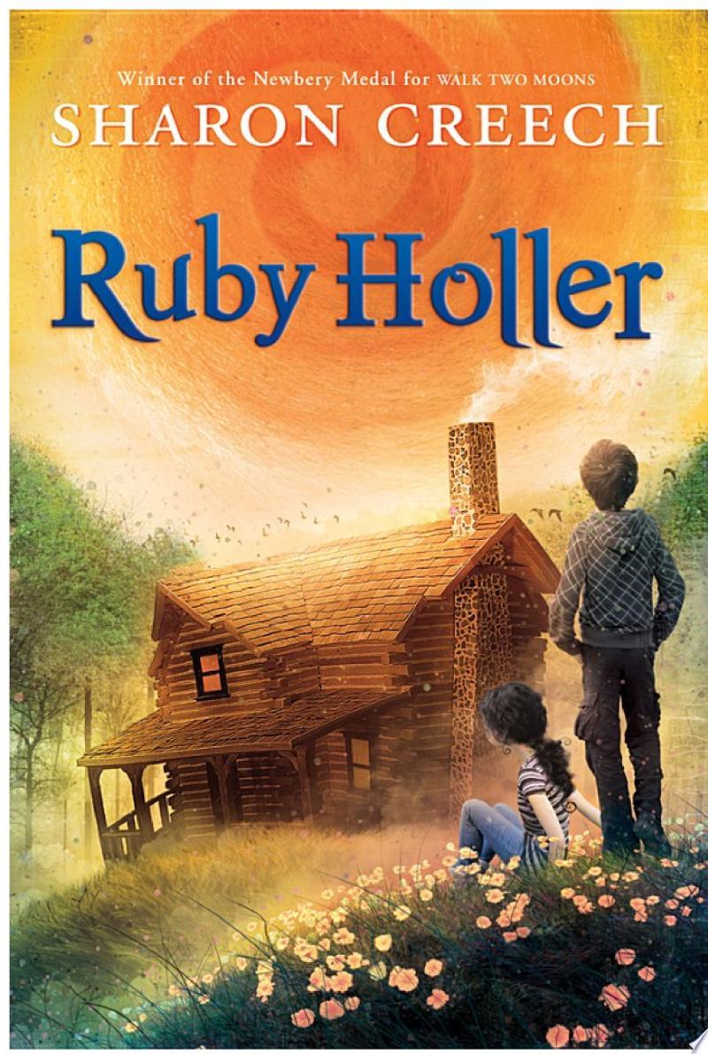 Ruby Holler banner backdrop