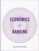 Economics of Banking banner backdrop