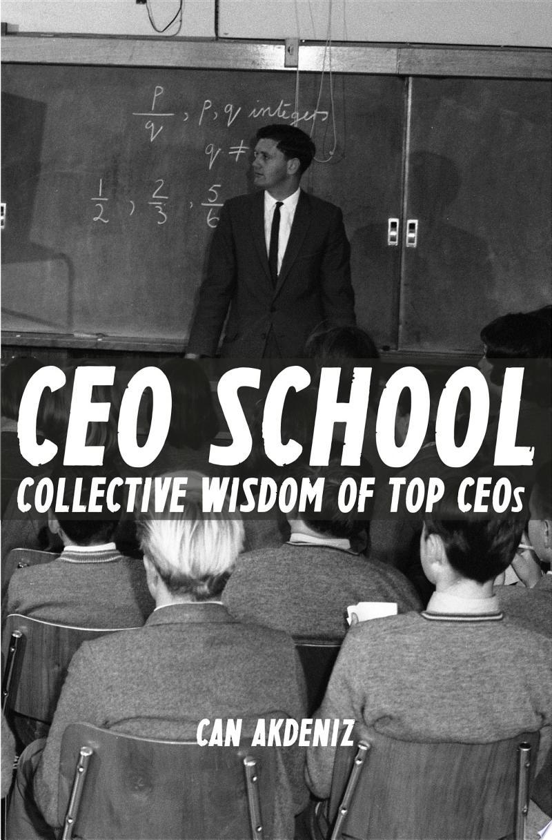 CEO School banner backdrop