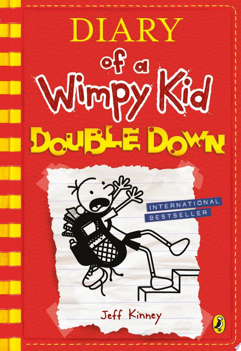 Diary of a Wimpy Kid: Double Down (Book 11) banner backdrop