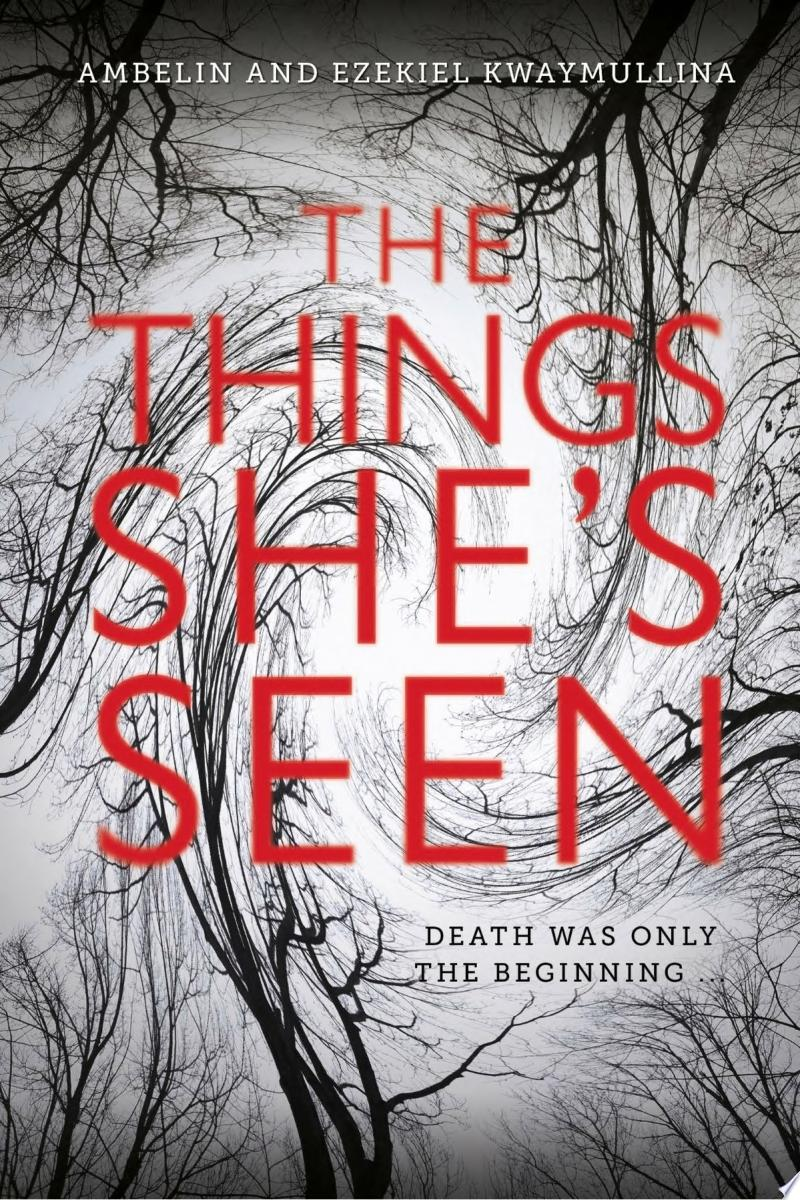 The Things She's Seen banner backdrop