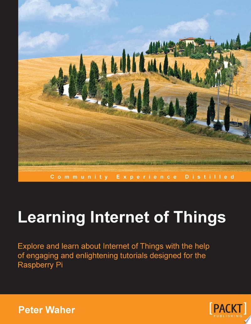 Learning Internet of Things banner backdrop