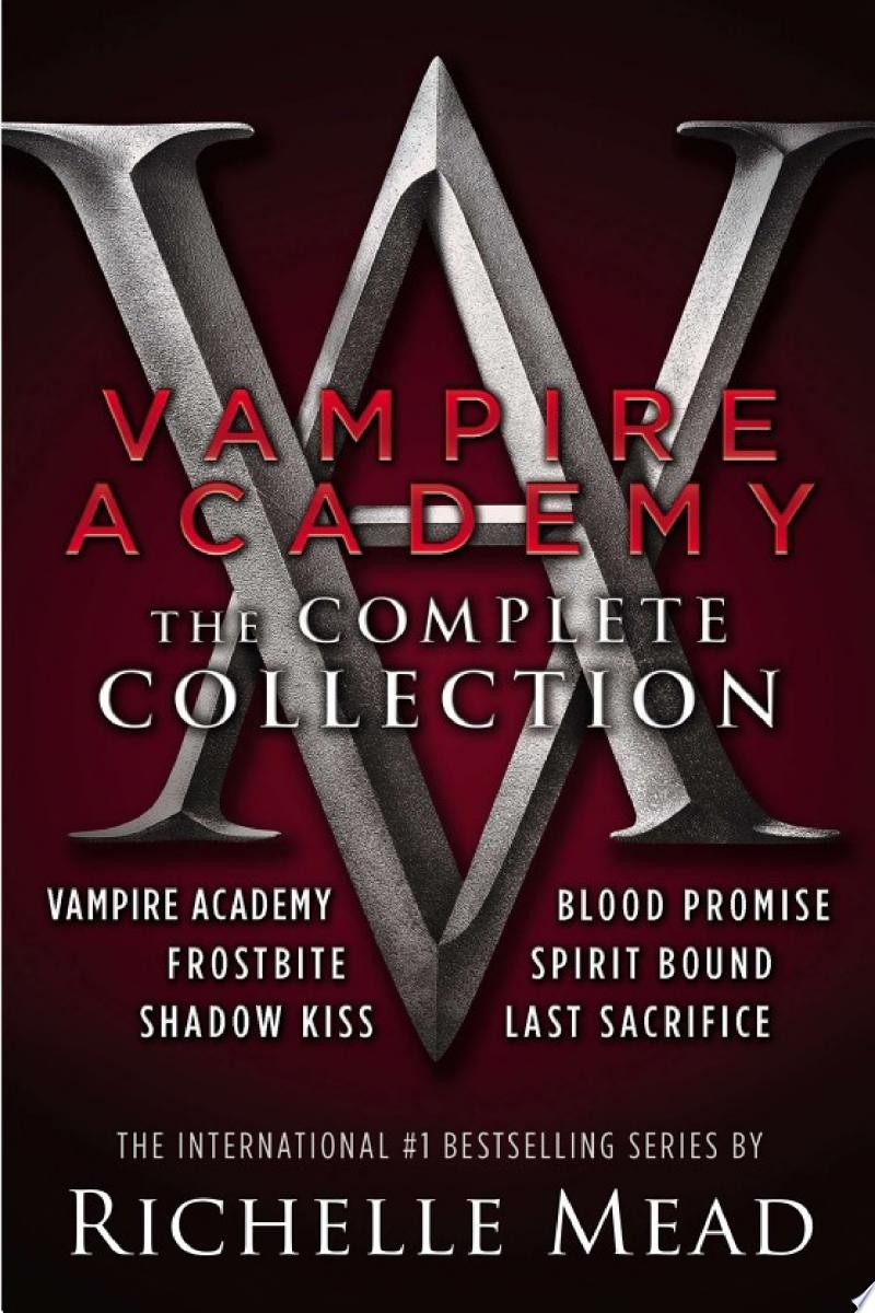 Vampire Academy: The Complete Collection banner backdrop