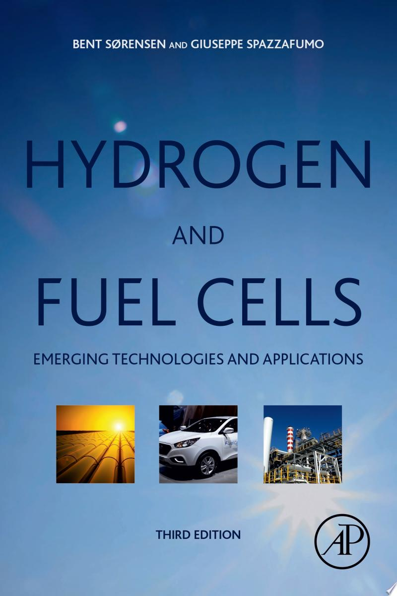 Hydrogen and Fuel Cells banner backdrop