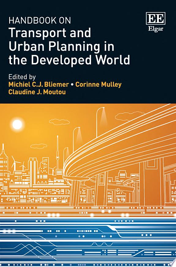 Handbook on Transport and Urban Planning in the Developed World banner backdrop