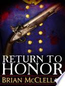 Return to Honor image