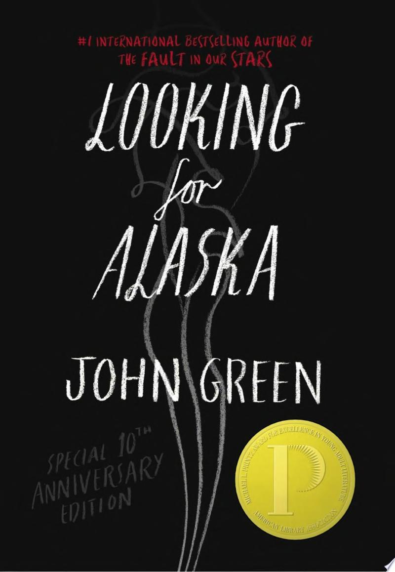 Looking for Alaska banner backdrop