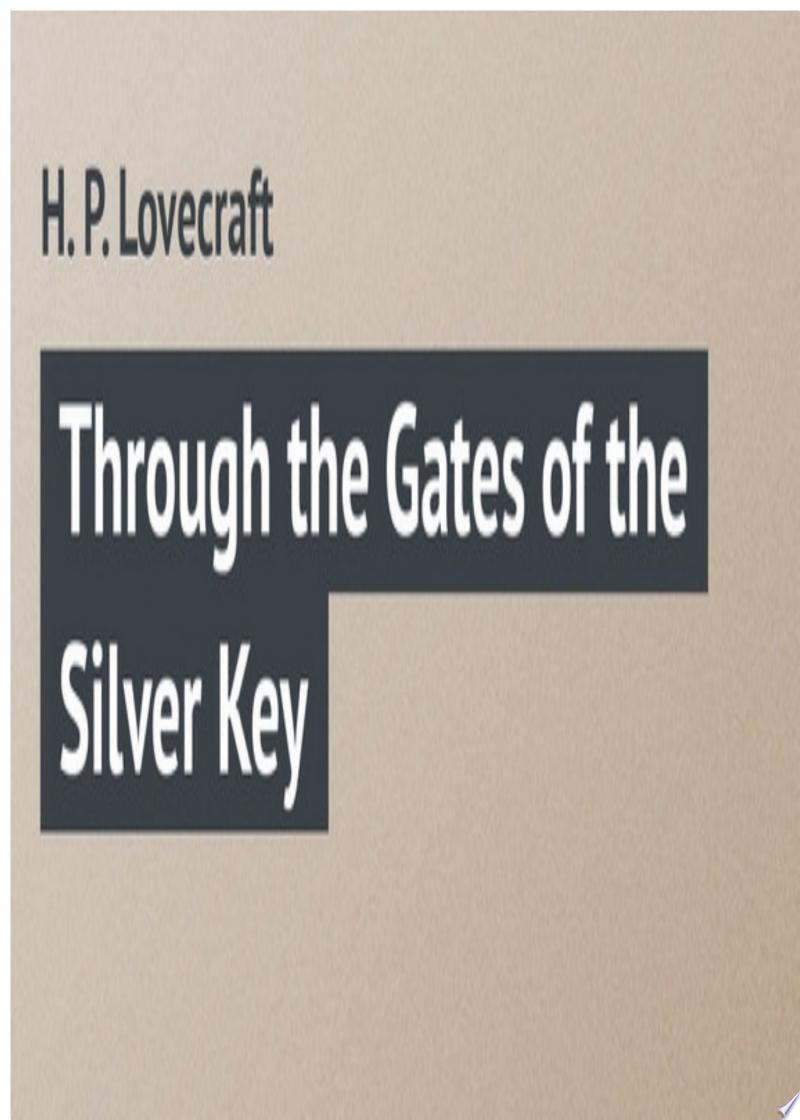Through the Gates of the Silver Key banner backdrop