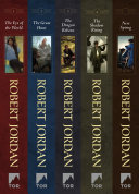 The Wheel of Time, Books 1-4 image