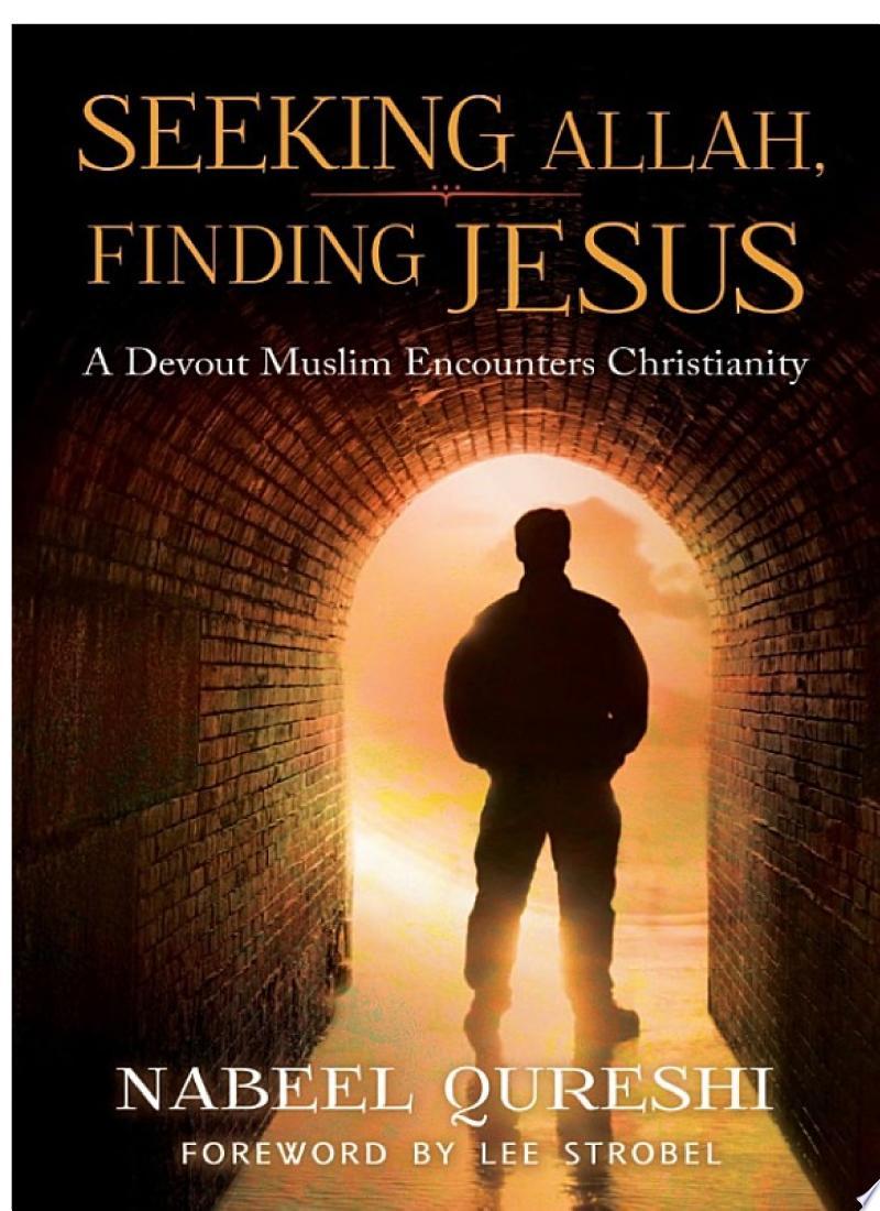 Seeking Allah, Finding Jesus banner backdrop