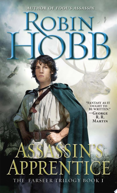 Assassin's Apprentice banner backdrop