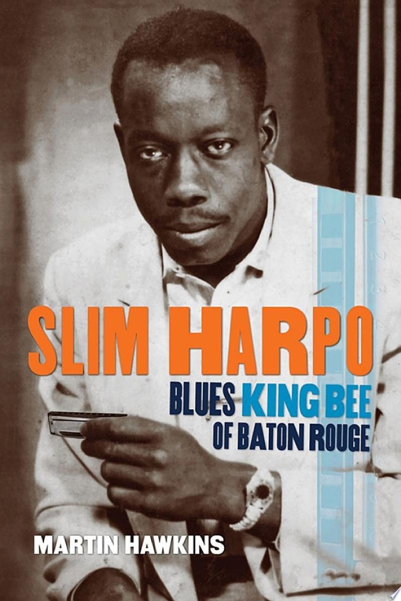 Slim Harpo banner backdrop