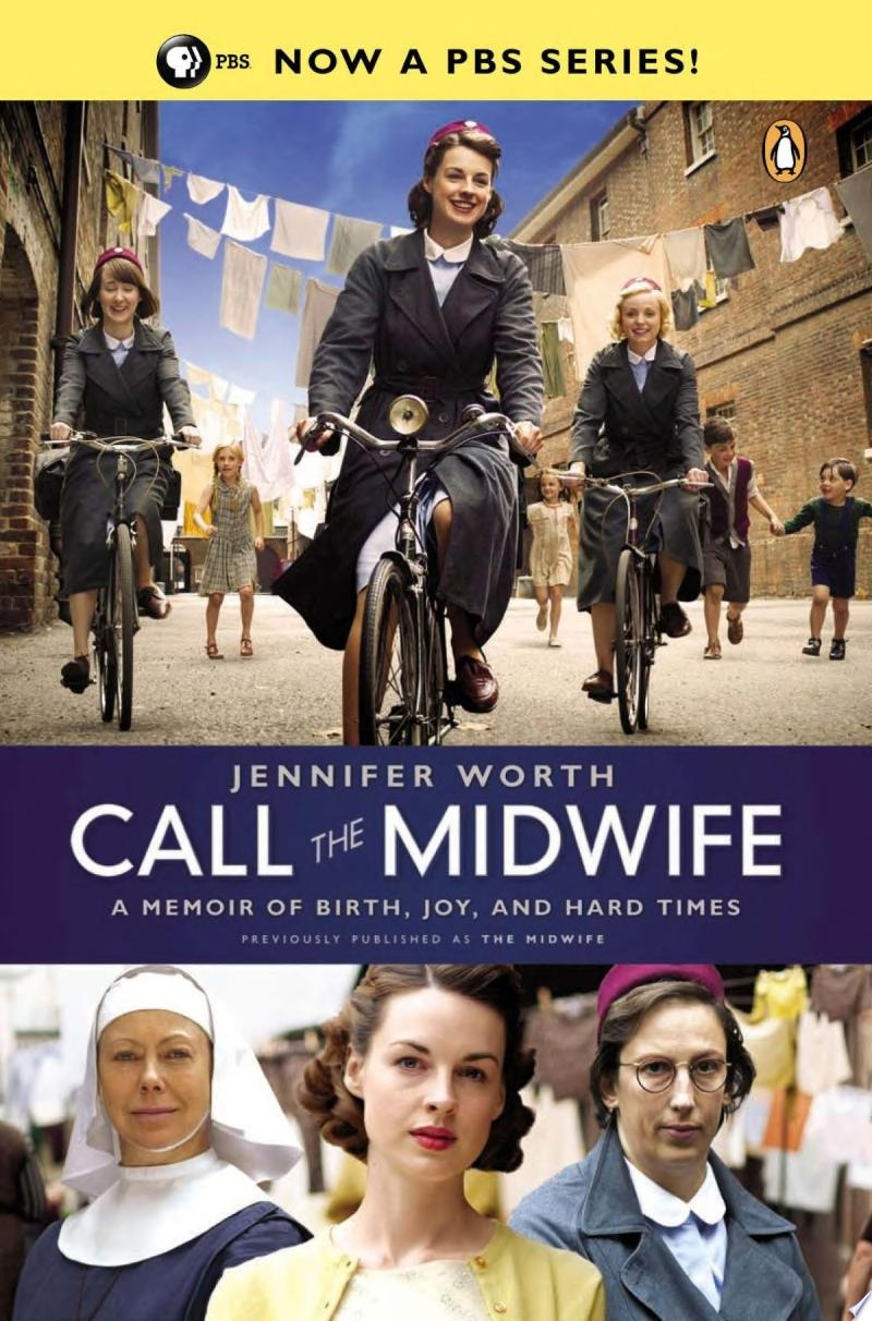 Call the Midwife banner backdrop