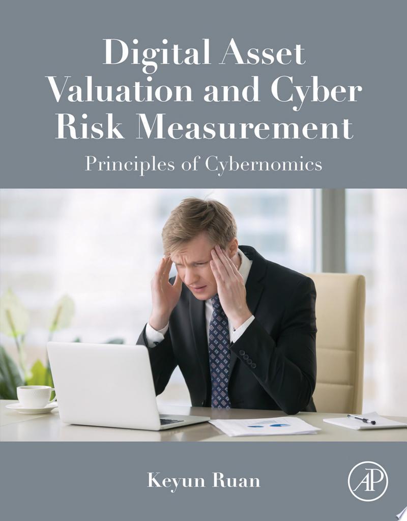 Digital Asset Valuation and Cyber Risk Measurement banner backdrop