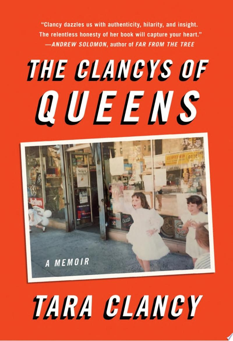 The Clancys of Queens banner backdrop