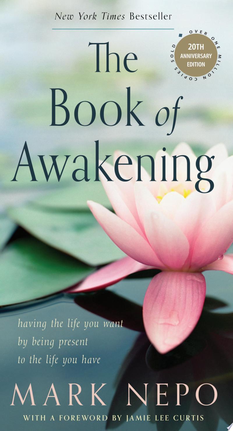 The Book of Awakening banner backdrop