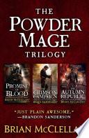The Powder Mage Trilogy image