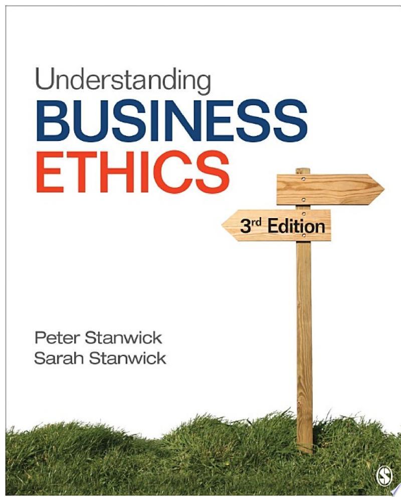 Understanding Business Ethics banner backdrop