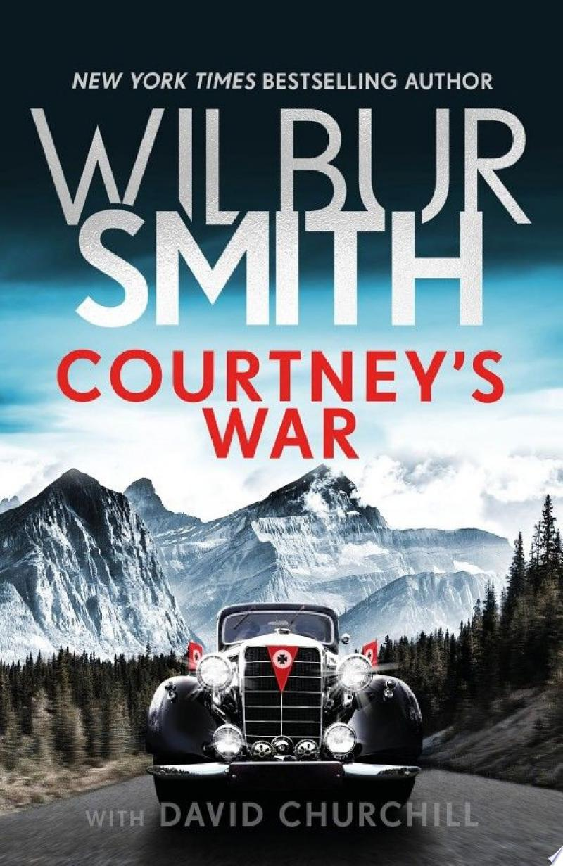 Courtney's War banner backdrop