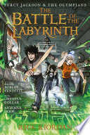 The Battle of the Labyrinth: The Graphic Novel image