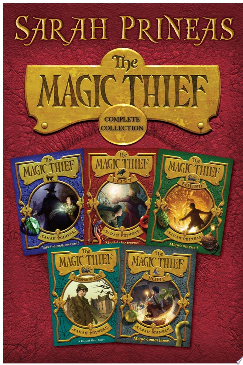 The Magic Thief Complete Collection banner backdrop