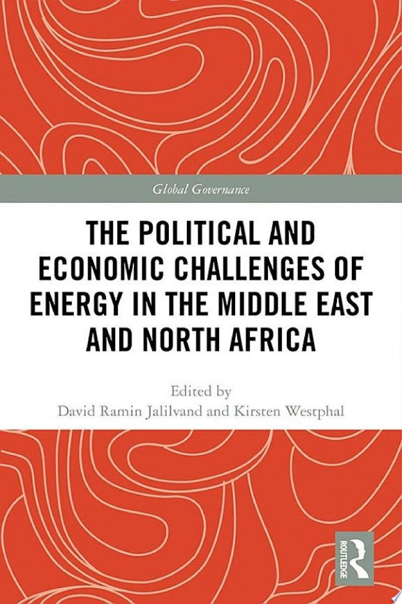 The Political and Economic Challenges of Energy in the Middle East and North Africa banner backdrop