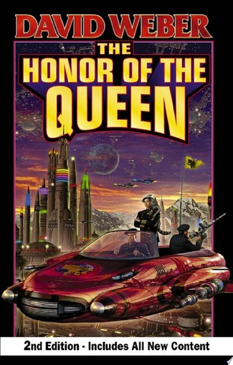 The Honor of the Queen, Second Edition banner backdrop
