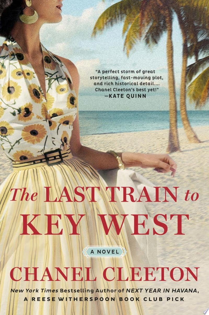 The Last Train to Key West banner backdrop