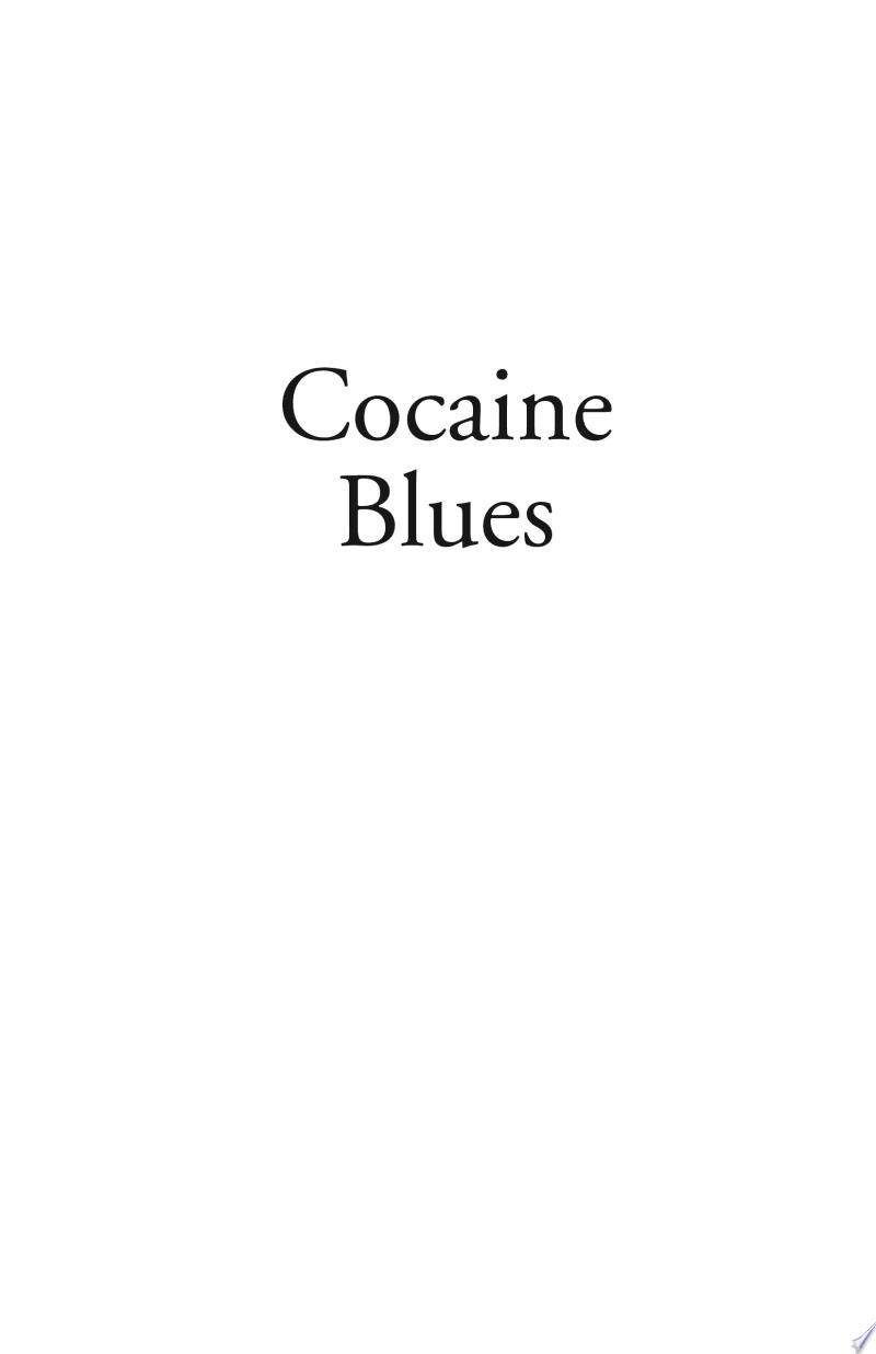 Cocaine Blues banner backdrop
