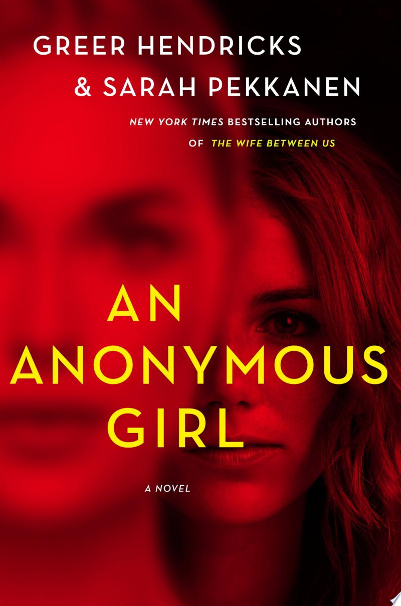 An Anonymous Girl banner backdrop