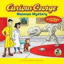 Curious George Museum Mystery banner backdrop