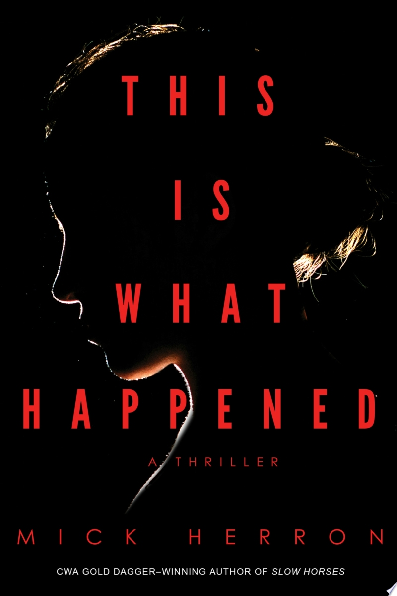 This Is What Happened poster