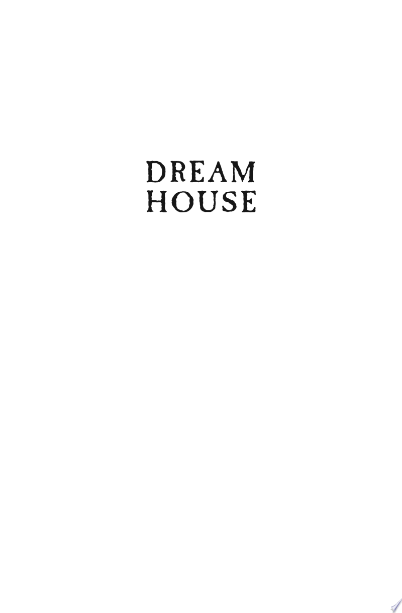 Dream House banner backdrop