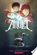 The Stonekeeper (Amulet #1) image